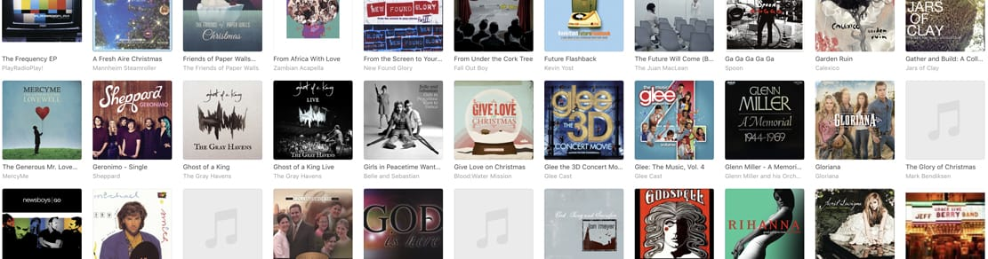 What I learned about myself listening to every song I own in alphabetical order